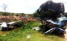 Thông tin mới vụ tai nạn kinh hoàng giữa xe ba gác và xe tải, 3 người chết