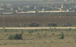 Syria thượng cờ hân hoan mừng chiến thắng ở biên giới Jordan
