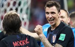 Bận đả bại chủ nhà Nga, sao Croatia vẫn kịp ghi thêm điểm với 3000 bảng