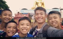 Bangkok Post: HLV đội bóng Thái Lan đã được cứu ra cùng nhóm đầu tiên do quá yếu