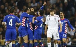 """Croatia từng bắn rụng """"bầu trời sao"""", dìm nước Anh trong nỗi thất vọng tột cùng ra sao?"""