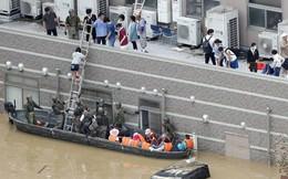 Lũ lụt khủng khiếp ở Nhật Bản: Hơn 160 người chết, mất tích