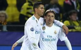 Nối gót Ronaldo, Luka Modric rời Real đến Serie A