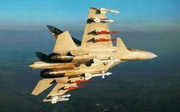 Tiêm kích Su-37 lần đầu xuất hiện đã khiến Phương Tây sửng sốt, sốc và lo sợ?