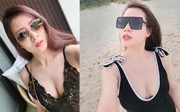 Vợ 2 MC Thành Trung ngày càng nóng bỏng, quyến rũ