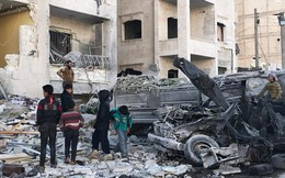 Nga nói về kế hoạch tấn công quy mô lớn ở Idlib, Syria