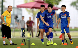 Xuân Trường thừa nhận áp lực trước ngày cùng U23 Việt Nam dự giải Tứ hùng