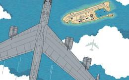 """""""Nguyên liệu"""" rẻ tiền và nguy hiểm cho cuộc bành trướng quân sự của TQ ở biển Đông"""