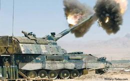 """Soi sức mạnh đáng gờm của """"hoàng đế pháo binh"""" PzH-2000"""