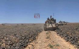 """Quân đội Syria tấn công ác liệt IS ở Sweida, chiến binh khủng bố dự định """"đi vào bí mật"""""""
