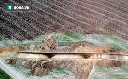 Lớn gấp 3 lần thành Troy, công trình 3.400 năm tuổi này vẫn làm nhà khảo cổ đau đầu