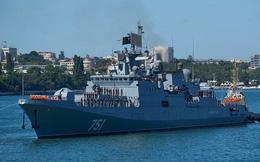Tàu ngầm hạt nhân của Mỹ bị hộ vệ hạm Nga truy đuổi tại Địa Trung Hải