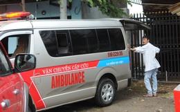 Bảng quảng cáo lớn đổ sập khiến 2 người thương vong ở Sài Gòn: Vẫn đang khắc phục sự cố