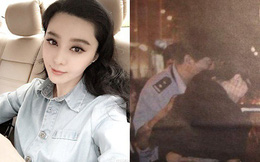 Hình ảnh chấn động: Phạm Băng Băng trùm kín mặt, bị cảnh sát áp giải lên xe?