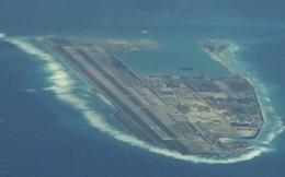 Mỹ cho máy bay tuần thám trinh sát các đảo nhân tạo Trung Quốc chiếm giữ phi pháp ở Trường Sa