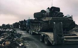 """Hổ Syria"" tiến về Idlib – Lattakia, sắp giáng đòn tiêu diệt phiến quân Al-Qaeda"