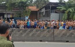 Hàng trăm học viên cai nghiện ma túy trốn trại
