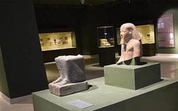 Ai Cập phá vỡ lời nguyền Pharaoh để khai trương Bảo tàng Quốc gia