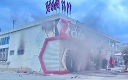 Cháy vũ trường Z Club do bất cẩn khi hàn điện