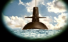 """""""Vũ khí"""" mới của tàu ngầm Nga làm thay đổi trận chiến trên biển"""