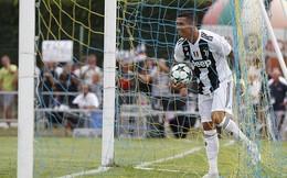 """Ronaldo ghi bàn đầu cho Juve, mở lời ngôn tình khiến tifosi thêm lần """"tan chảy"""""""