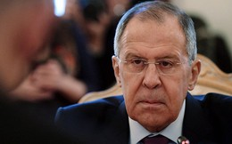 Ngoại trưởng Lavrov: Nga tiêu hủy xong vũ khí hóa học còn Mỹ vẫn chần chừ