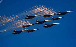 Hình ảnh không quân Nga ngày nay