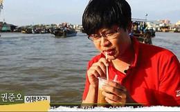 Đặc sản ẩm thực chợ nổi Cái Răng (Cần Thơ) lên sóng cả 2 đài truyền hình nước ngoài với nhiều món ăn hấp dẫn không ngờ