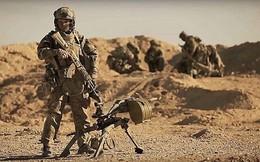 Đặc nhiệm Nga yểm trợ quân đội Syria tung chiến dịch tiêu diệt Al-Qaeda