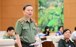 Bộ Công an cấp hơn 500 biển số 80: Bộ trưởng nói gì?