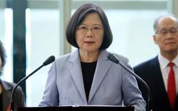 Bà Thái Anh Văn: Không thể xóa sạch sự tồn tại của Đài Loan