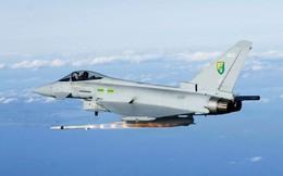 Lý do Estonia không thể theo dõi tên lửa phóng từ Eurofighter Typhoon