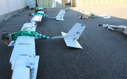 """Nga bắn """"rụng"""" 16 UAV tấn công căn cứ không quân Hmeymim ở Syria"""
