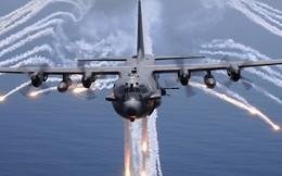 """Hình ảnh máy bay cường kích """"sát thủ"""" AC-130 khét tiếng của Mỹ"""
