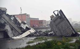 Nhịp cầu dài 80m bất ngờ đổ sụp, 31 người đã thiệt mạng
