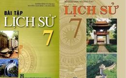 Nhà Xuất bản Giáo dục lên tiếng về bìa sách giáo khoa Lịch sử có hình Vạn Lý Trường Thành