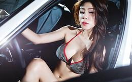 """Hoa hậu tai tiếng bậc nhất Trung Quốc: Làm kẻ thứ ba, bỏ rơi bạn trai """"Hư Trúc"""" lúc hoạn nạn"""