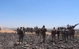 Quân đội Syria truy diệt, dồn IS vào cửa tử tại Sweida