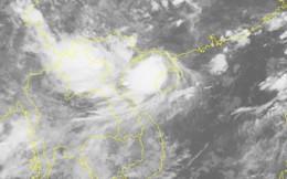 Bão số 4 chỉ còn cách Thái Bình khoảng 200km, sức gió mạnh nhất gần tâm bão giật cấp 11
