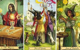 """Bốc ngay một lá bài Tarot để biết may mắn gì sắp đến với bạn trong """"tháng cô hồn"""" đen đủi này"""
