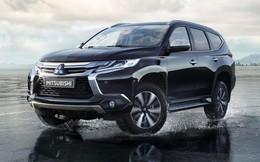 Mitsubishi Pajero Sport giảm giá tháng cô hồn, bổ sung bản mới giá 1,062 tỷ