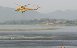 Sẵn sàng huy động trực thăng chống bão số 4