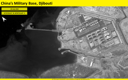 """Trung Quốc: Căn cứ quân sự đầu tiên ở nước ngoài ngày càng """"phình to"""""""