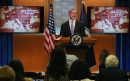 """Mỹ tung thêm """"chiêu"""" mới nhằm quyết liệt gây sức ép với Iran"""