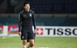 Son Heung-min sẽ xung trận khi người Hàn đã biết sự đáng sợ của Malaysia?