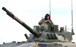 Nga chào bán pháo chống tăng tự hành Sprut-SDM1