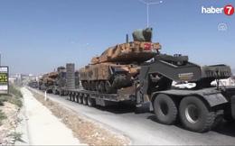 Thổ Nhĩ Kỳ đưa xe tăng tới sát Idlib, chuẩn bị can thiệp vào chiến trường Syria?