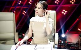 Hoàng Thùy Linh cãi tay đôi với nhà báo trên sóng truyền hình