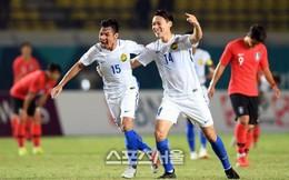 """Báo Hàn Quốc dùng từ """"sỉ nhục"""" khi nói về thất bại của đội nhà trước U23 Malaysia"""