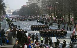 """Phận """"long đong"""" lễ duyệt binh đầu tiên của nước Mỹ"""